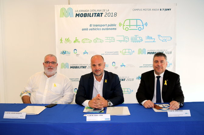The Campus Motor Anoia Will Celebrate The 14th Catalan Mobility Conference