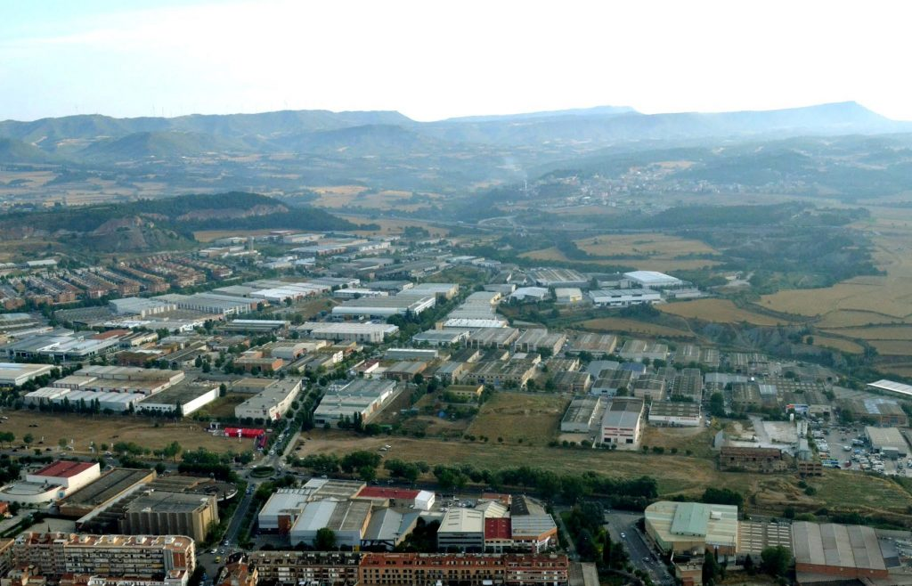 The Modernization Plan Of The Les Comes Industrial Estate Of Igualada Receives Green Light