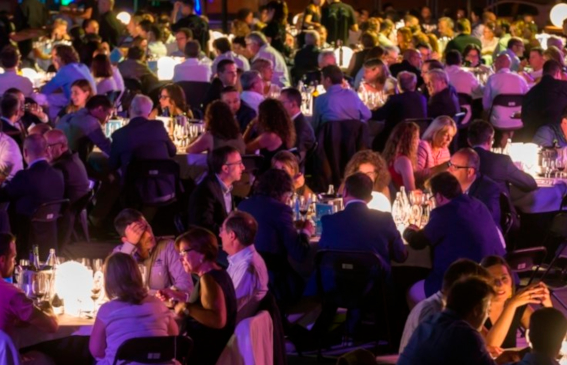 Almost 500 Entrepreneurs Took Part In The 18th UEA Business Dinner