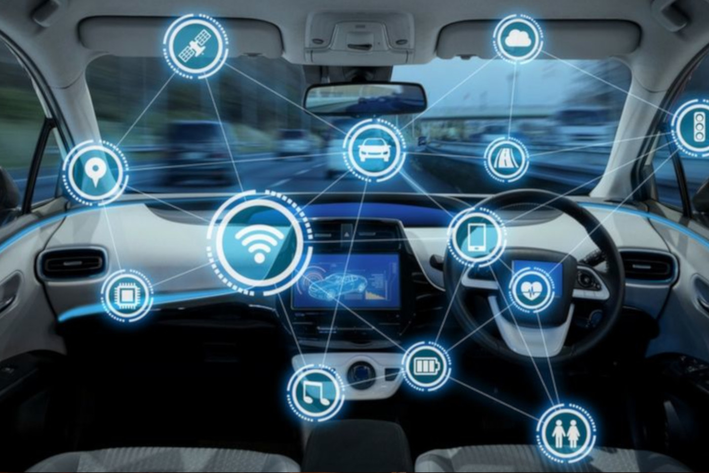 The Connected Vehicle: The Challenge Of The Automotive Sector