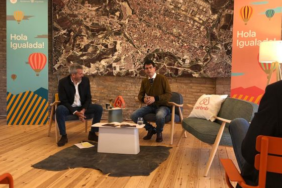 Igualada Will Host The First Healthy Destinations Lab, A Worldwide Pioneer Of The Multinational Airbnb