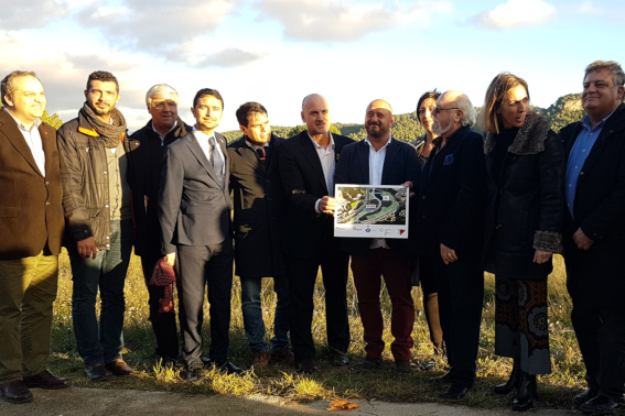 The Companies FRIME Barcelona And ENGIND Settles In The Can Parera Sector Of Castellolí