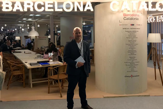 Mipim Invest Center Catalonia