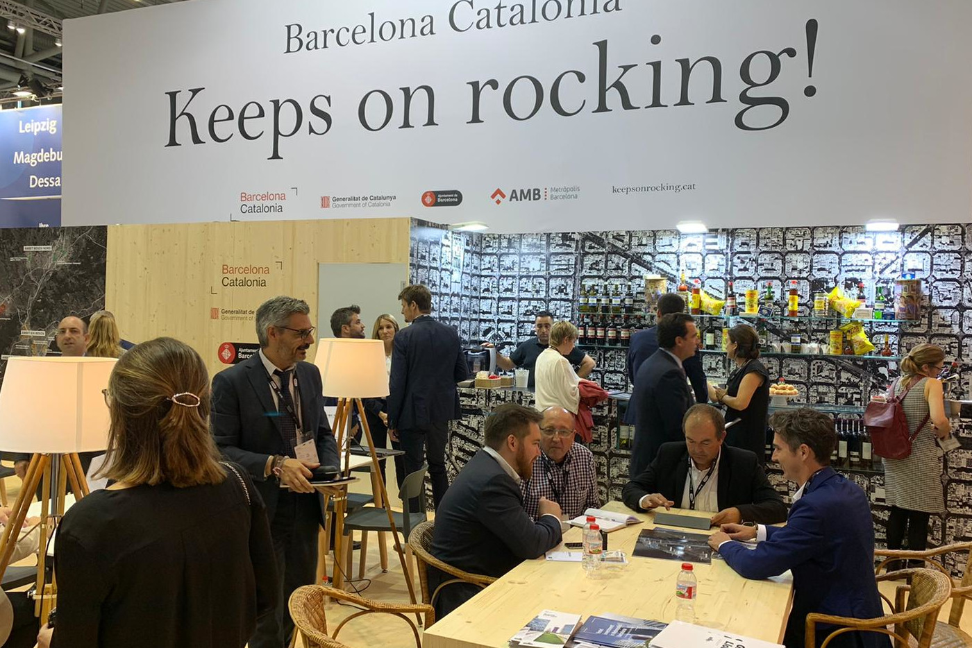 Expo Real Invest Centre Barcelona 2019