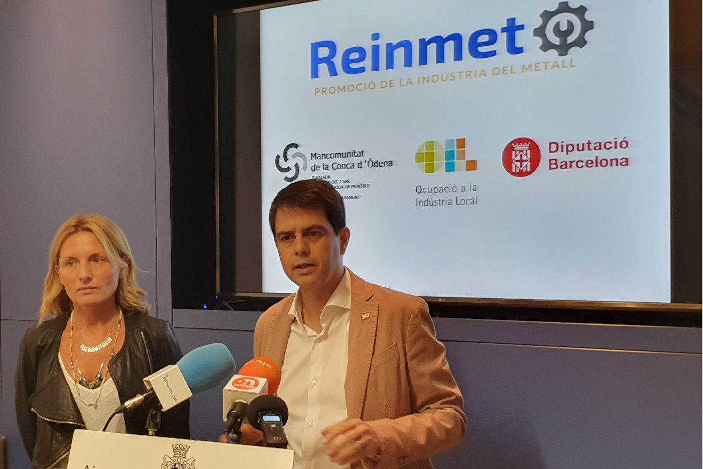 Reinmet Industria Invest Center Catalonia Conca Odena